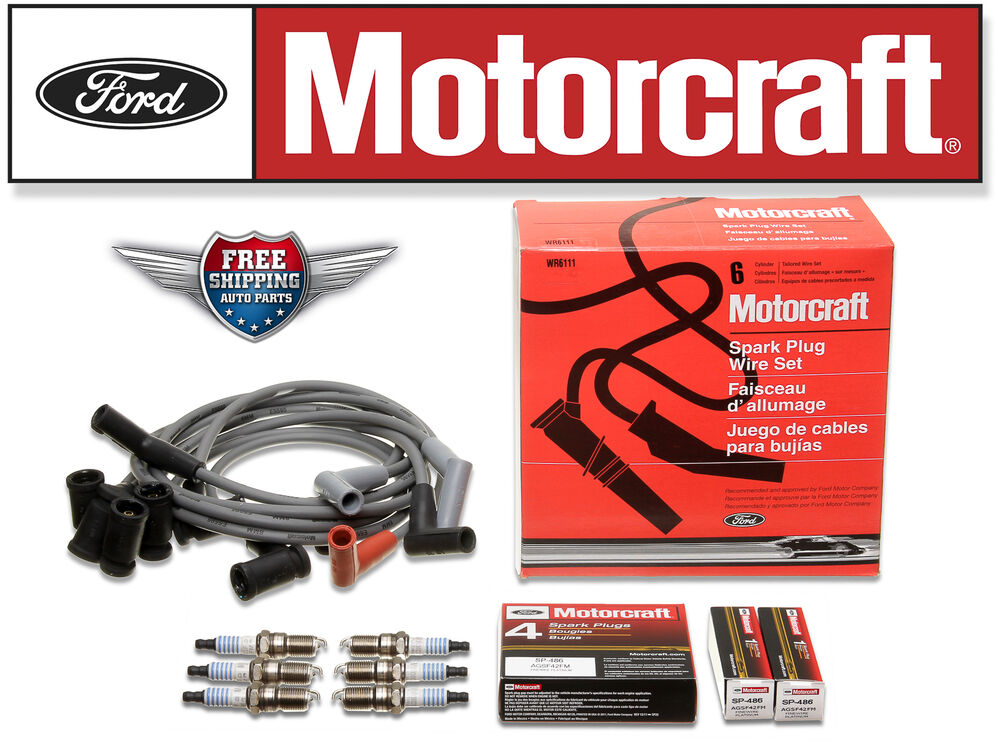 ford star ignition wires motorcraft spark plug wire wr 6111 sp486 2004 2005 star monterey 3 9l 4 2l fits ford star