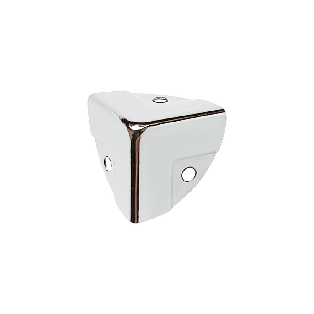 Qty 8 Case Corners Covers Protectors Box Trunk Chest