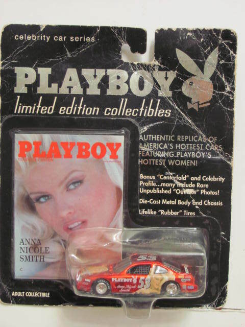 Playboy Limited Edition Collectibles Die Cast Anna Nicole Smith 53 Ebay