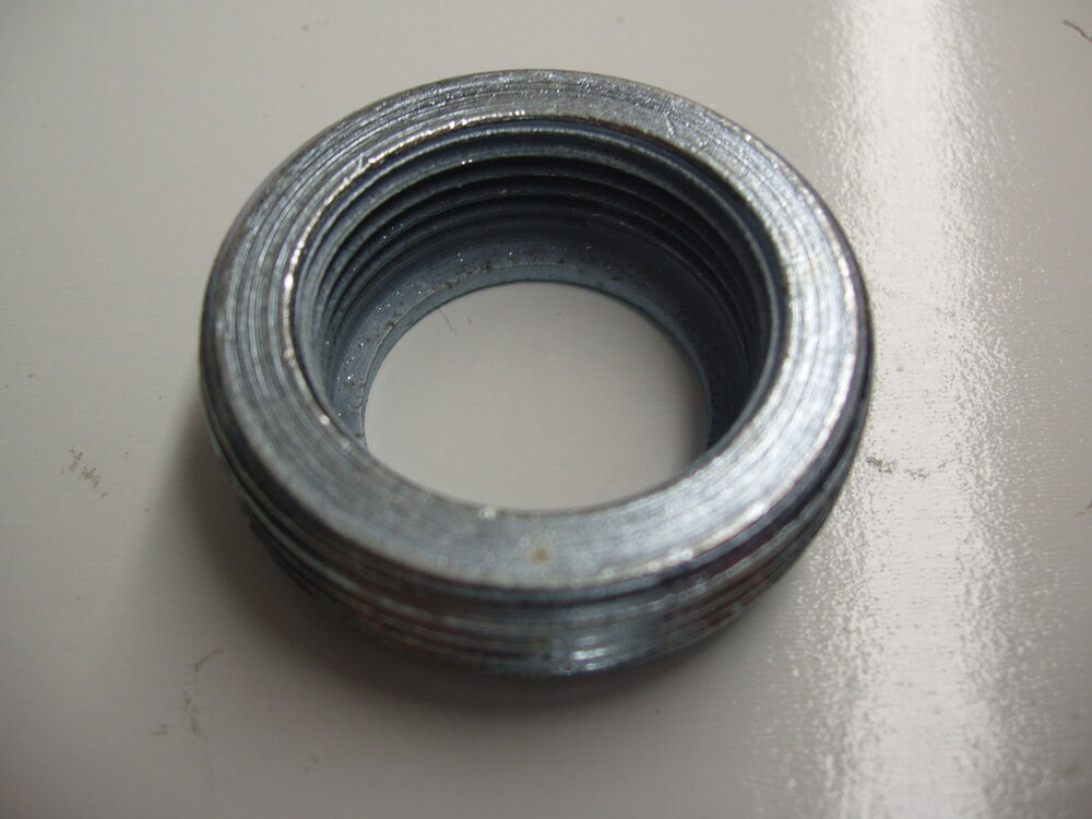 New appleton inch to threaded steel reducing