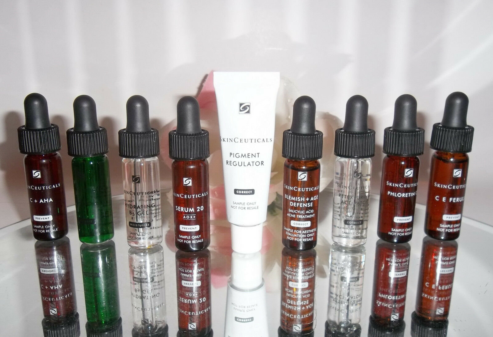 Skinceuticals Various Travel Samples Your Choice Of 1 Sample 4-5ml