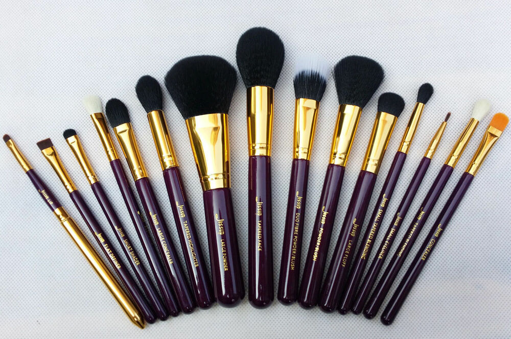 Premium Synthetic Kabuki Makeup Brush Set Cosmetics ...