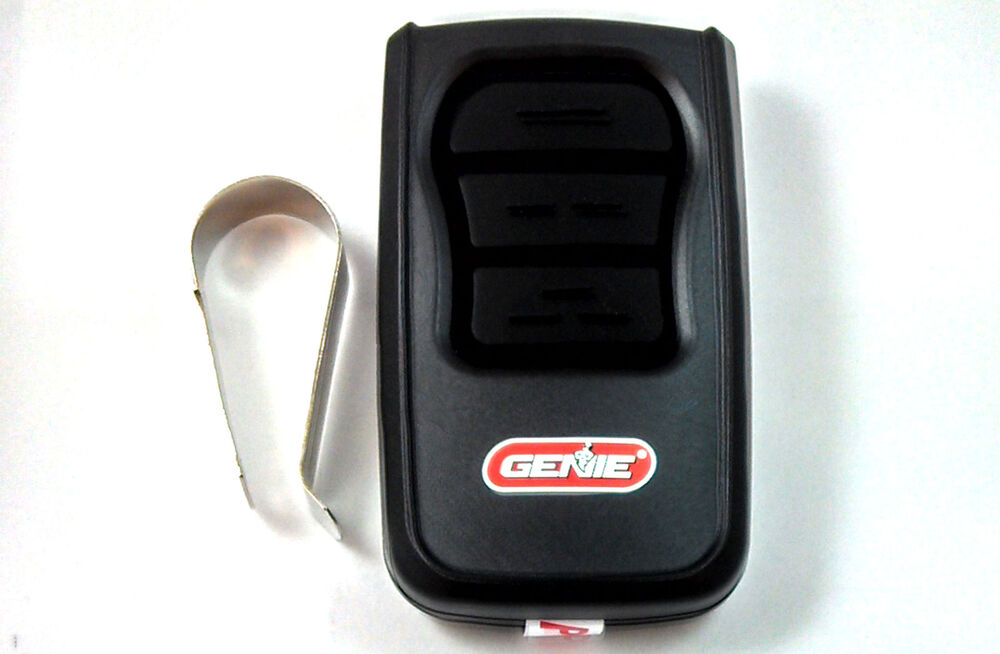 Gm3t Bx Genie Master Universal Garage Remote Intellicode