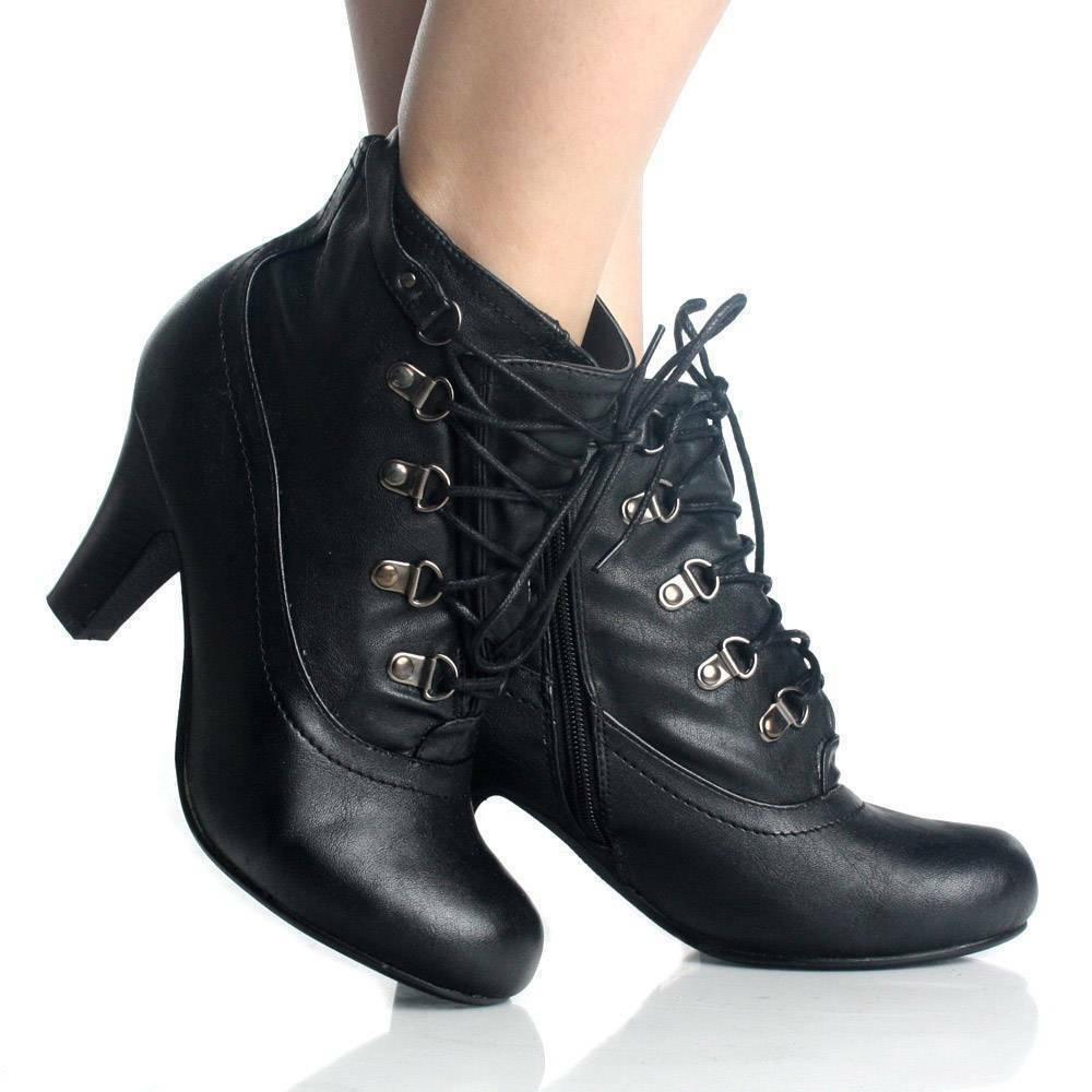 Ankle Boots Women's Shoes: cybergamesl.ga - Your Online Women's Shoes Store! Get 5% in rewards with Club O! Limelight Womens Brett Faux Leather Lace Up Boot Shoes, Pale Pink. 2 Day Delivery. XAPPEAL Womens Faux Leather Croc Print Ankle Boot Shoes, Black. SALE ends soon ends in 7 hours. 2 Day Delivery.