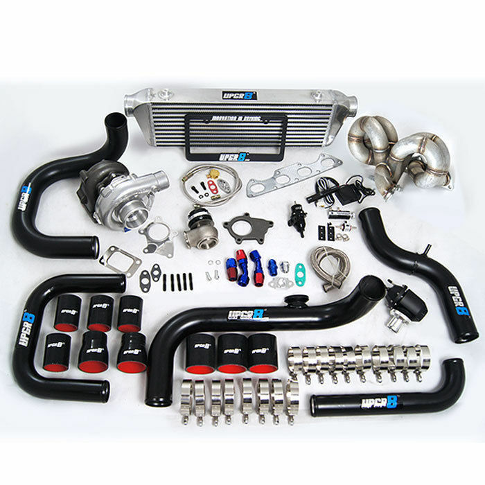 Turbo Kit Ge8: Civic Integra B-series B16 B18 B20 T3 T3/T4 Turbo Kit Keep