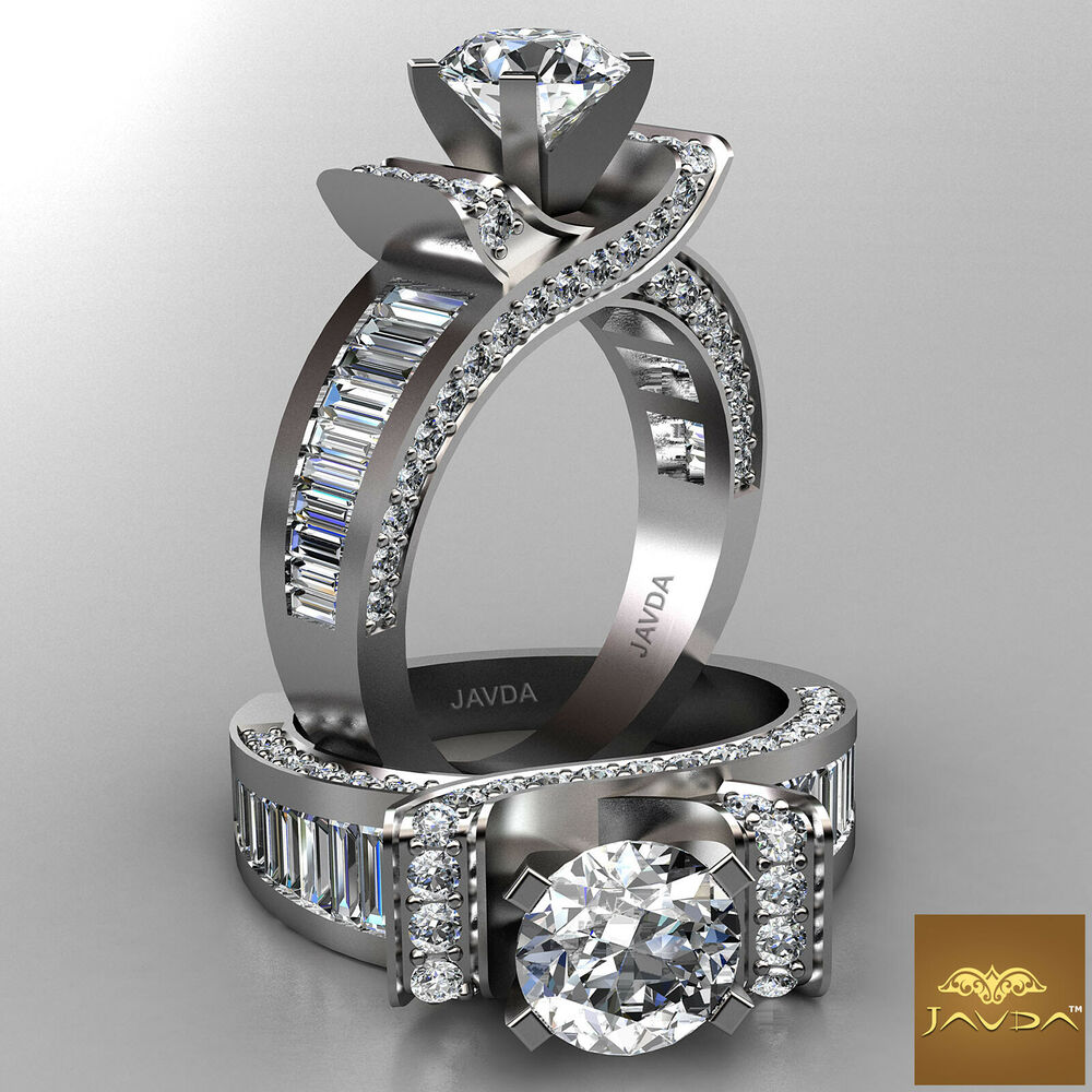 Si Diamond Ring