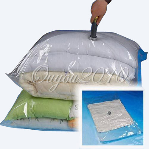 vaccum storage bags how to use