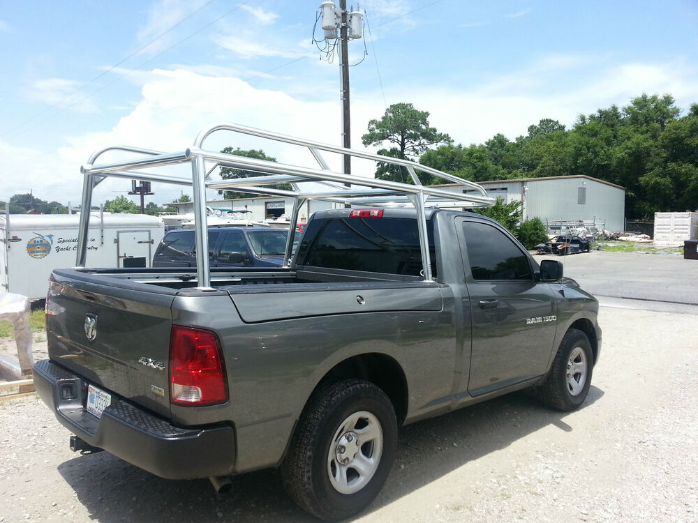 Dodge Rambox Ladder Rack Aluminum Ebay