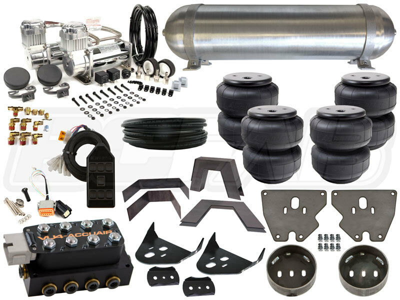 Air suspension kit 1973 1987 chevy c10 3 8 fbss for Suspension decorative