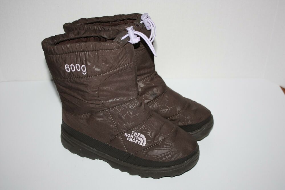 the brown 600g boots size 4 ebay