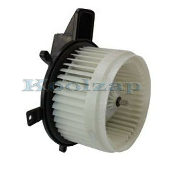 08 13 gr caravan front heater ac a c condenser blower for Home ac blower motor