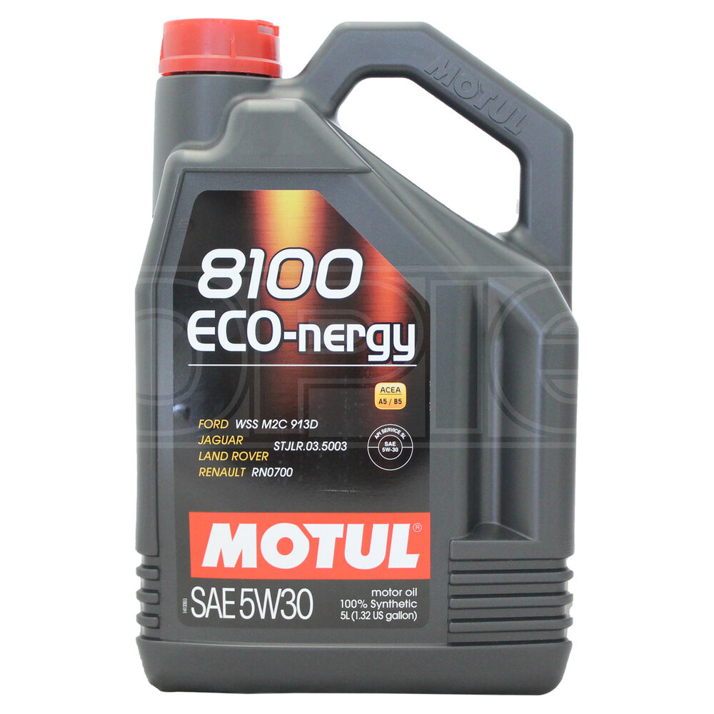Motul 8100 eco nergy 5w 30 fully synthetic engine motor for What is ow 20 motor oil