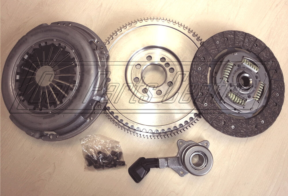 FOR MONDEO MK3 2.0TDCi DUAL TO SOLID MASS FLYWHEEL CLUTCH ...