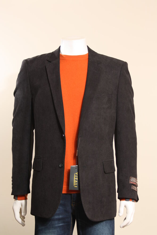 Men's blazers and men's sport coats are exactly what you need to maintain a handsome look. For something a little more casual and laid-back, pair a contemporary men's blazer with slim fit jeans to show off your #trending style and lean physique.