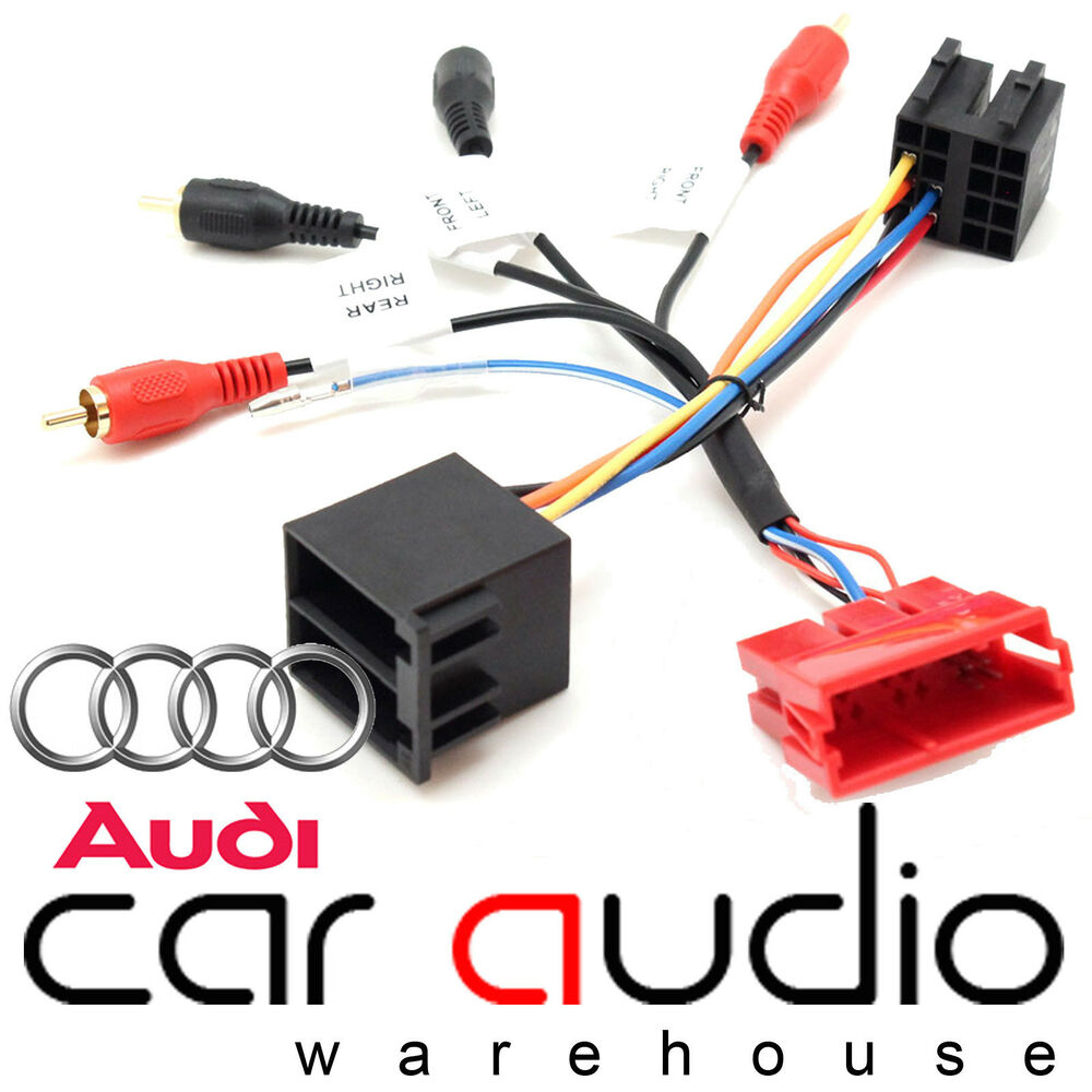 Premium Sound System Lifier Bypass Wiring Harness Also Car Stereo