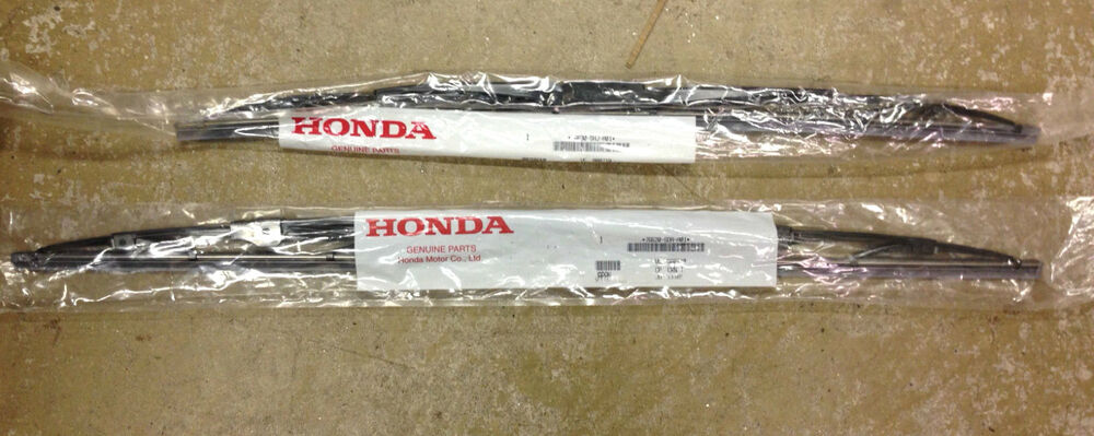 Genuine Oem Honda Odyssey Front Windshield Wiper Blades