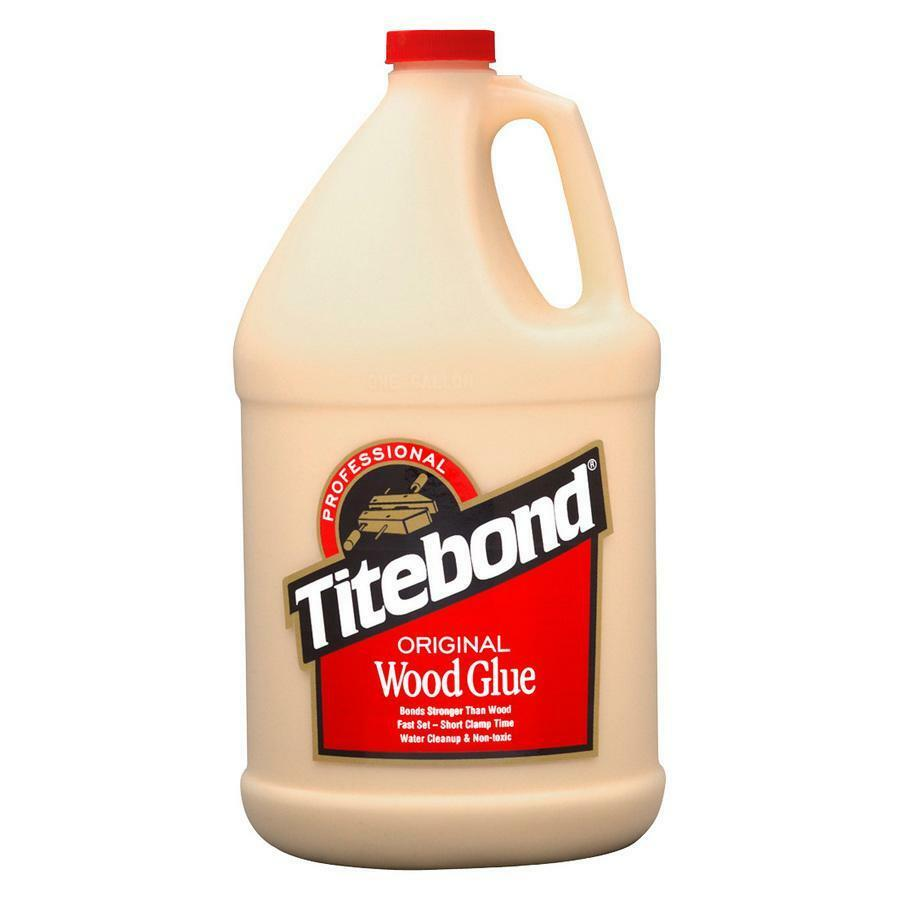 titebond original wood glue 1 gallon ebay. Black Bedroom Furniture Sets. Home Design Ideas