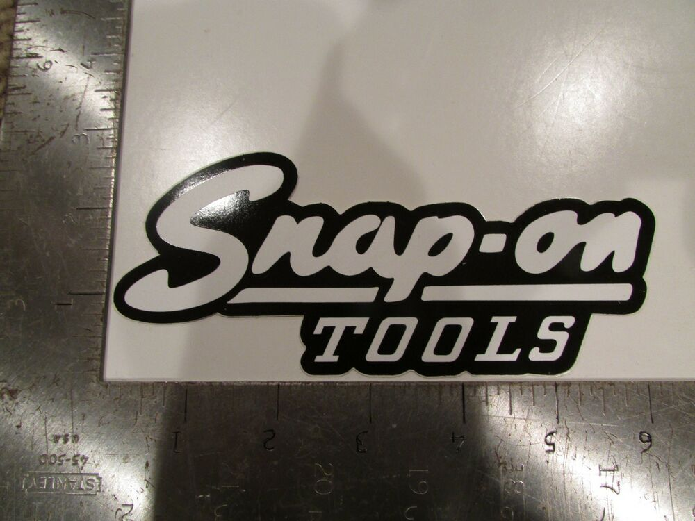 Snap On Tool Box Decals Stickers Choose Your Style Free