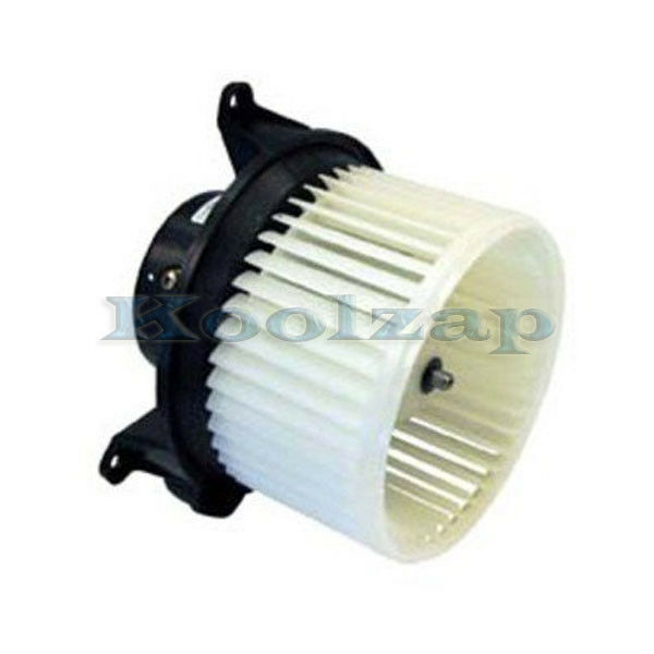 Titan armada qx56 front heater ac a c condenser blower for Home ac blower motor