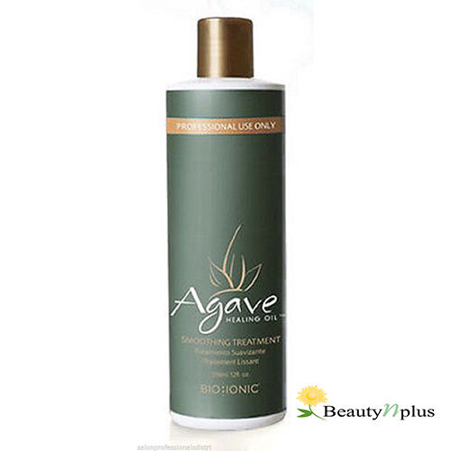 Bio Ionic Agave Healing Oil Smoothing Treatment 12 Oz 874822003057