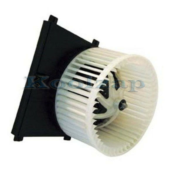 Vw beetle jetta tt front heater ac a c condenser blower for Home ac blower motor