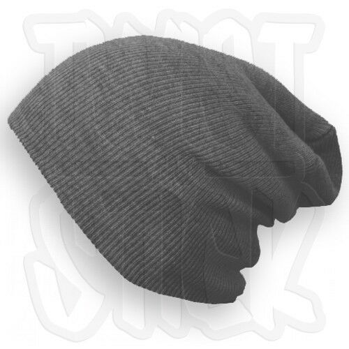 366288922a0f97 IROC - Slouch Beanie - Baggy Fit Knitted Wooly Hat - UK SELLER - FREE  DELIVERY | eBay