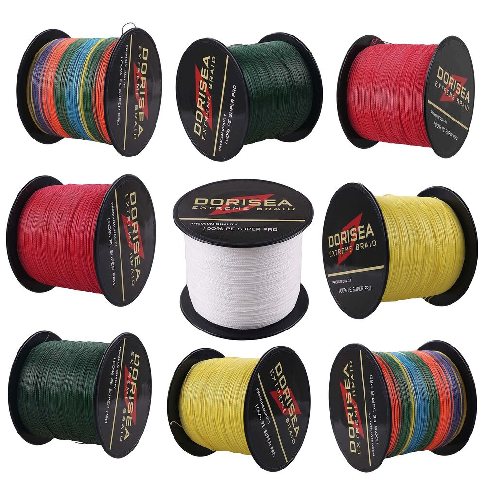 1000m agepoch super strong dyneema spectra pe braided sea