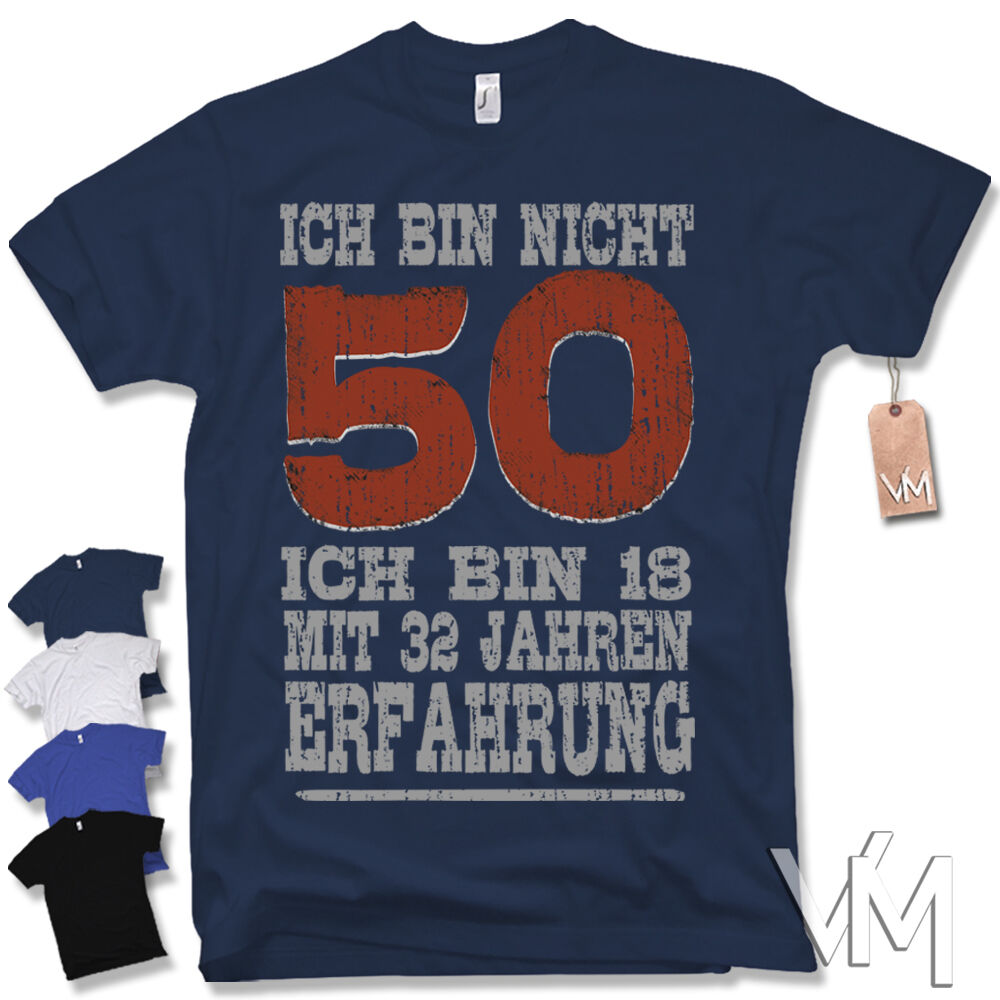 50 geburtstag vintage t shirt kult 50sten birthday fun shirt 1967 1968 geschenk ebay. Black Bedroom Furniture Sets. Home Design Ideas