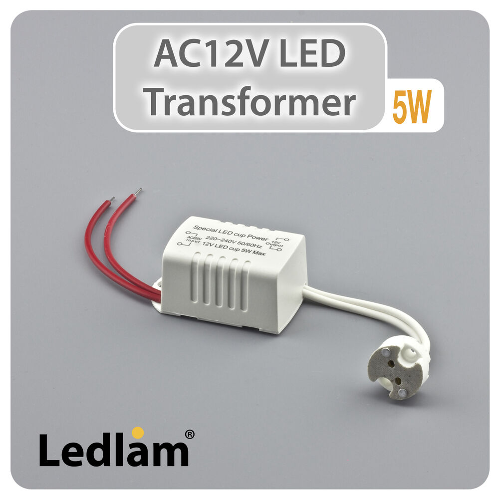 Mr16 Led Transformer Bunnings: LED Driver Transformer 12V AC DC
