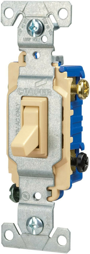 New Cooper Wiring Devices 1303