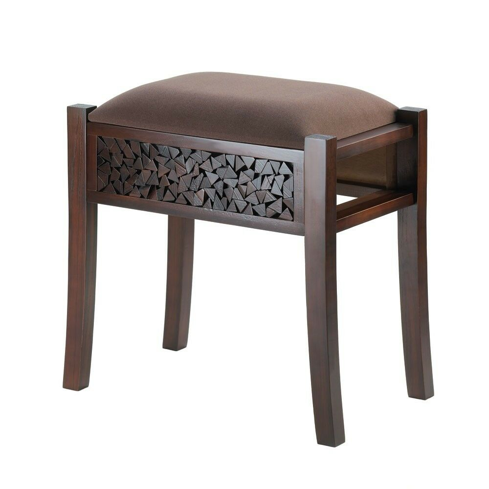 Vanity Stool Piano Bench New Ebay
