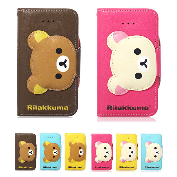 iphone 5c phone cases apple iphone 5c rilakkuma button diary 2343