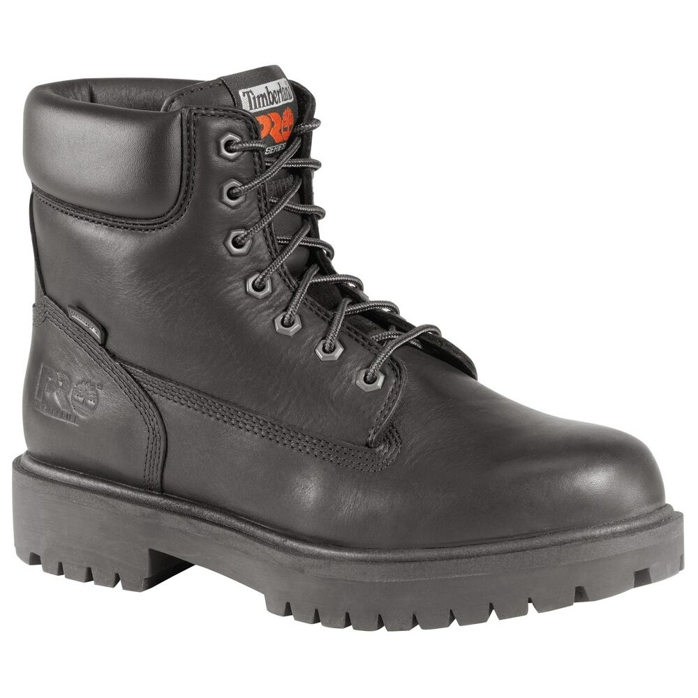 "Men's Timberland Pro Direct Attach 6"" Soft Toe Work Boot ... Timberland Pro"