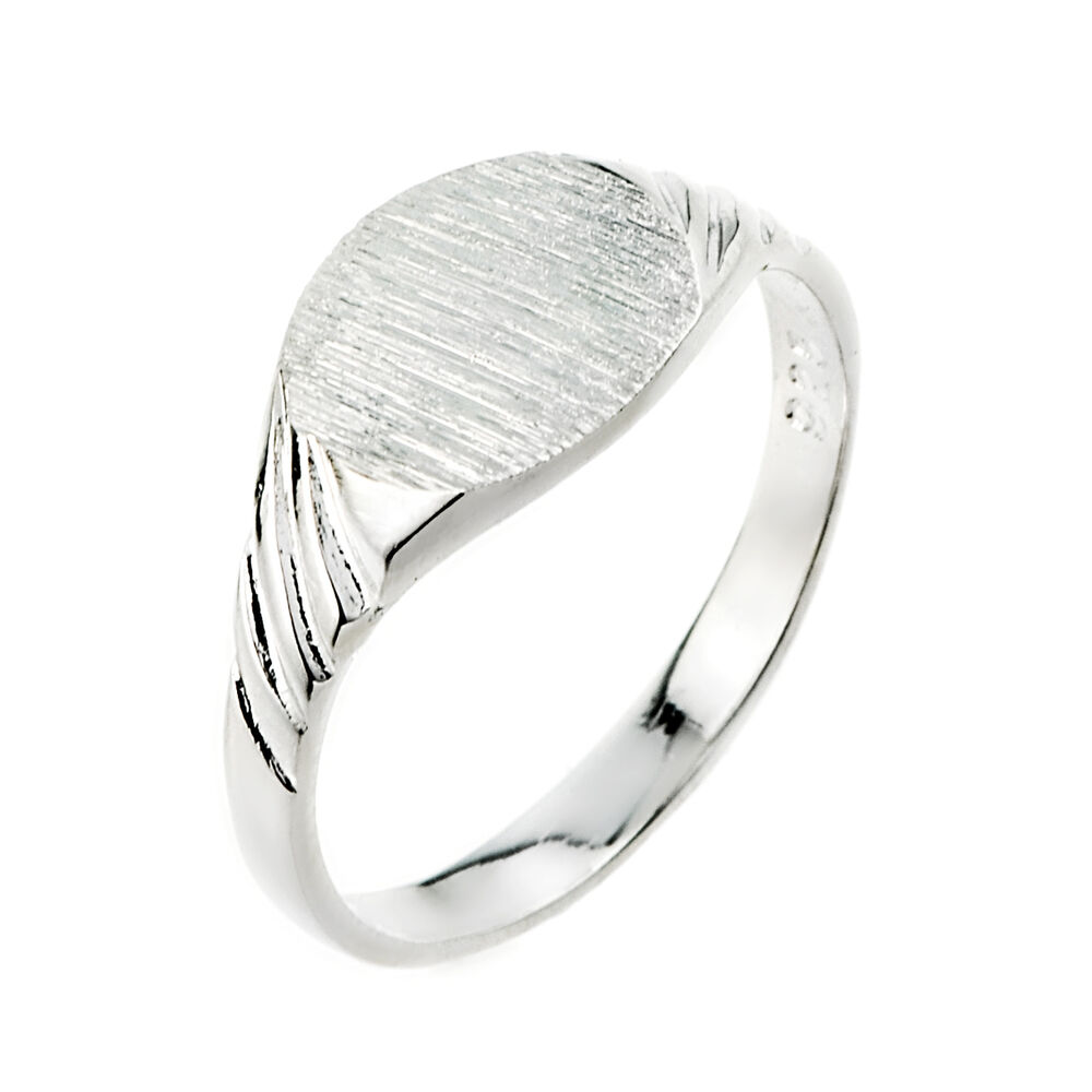 925 sterling silver signet s ring made in usa ebay
