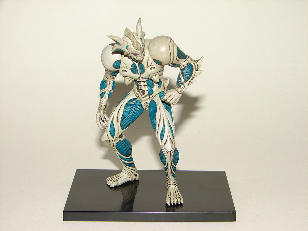 Guyver Trading Figure #2: 1 Box (10pcs) by Max Factory