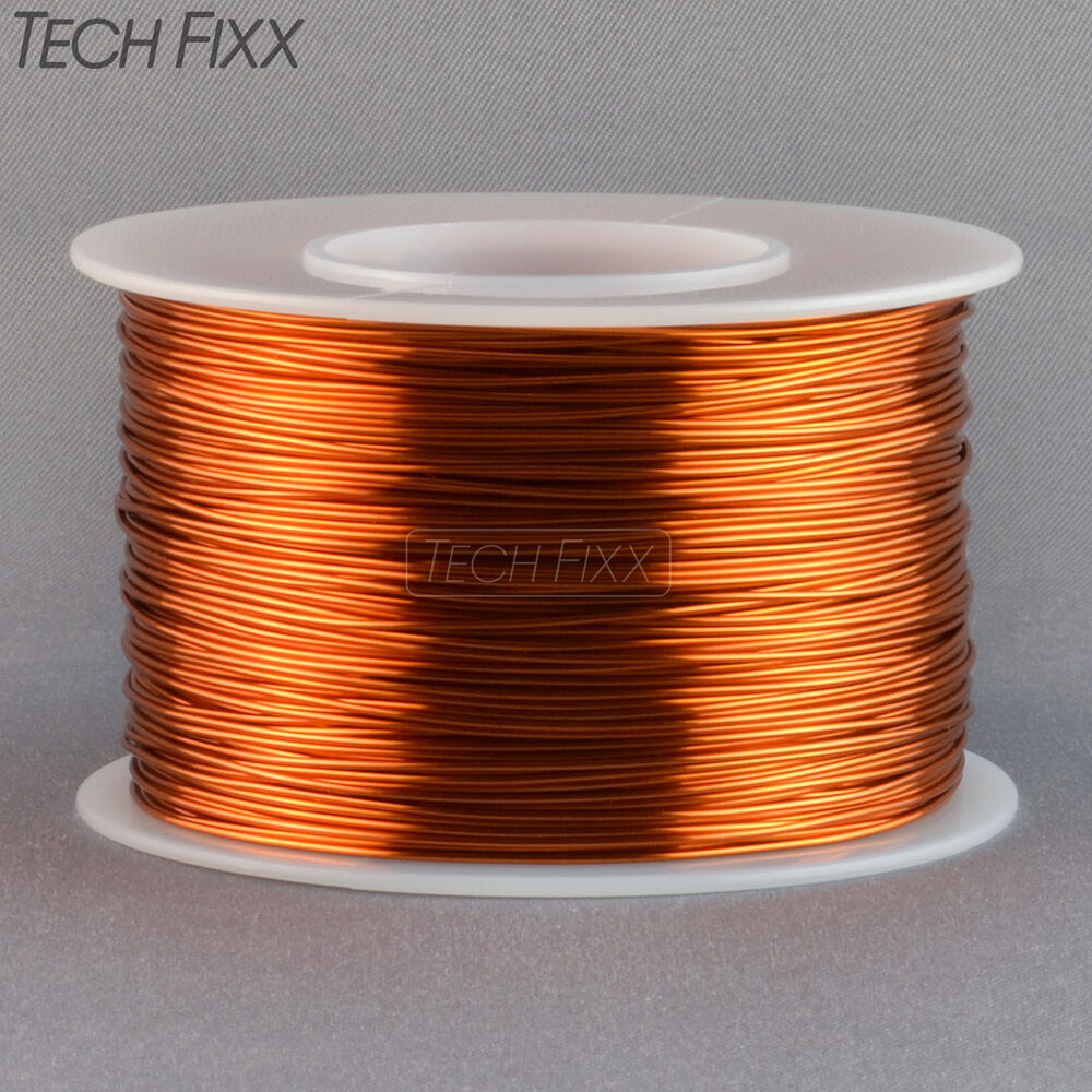 00 Copper Wire : Magnet wire gauge awg enameled copper feet coil
