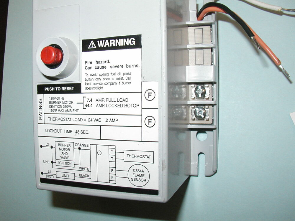 s l1000 honeywell r4184d1027, 1001 oil burner primary control 45 second honeywell r8184g4009 wiring diagram at reclaimingppi.co