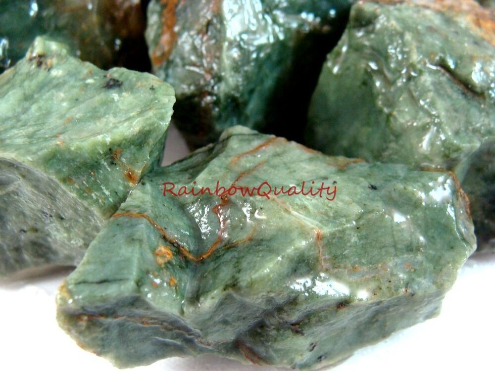 Chrysoprase Rough Lapidary Rock You Choose The Lot Size