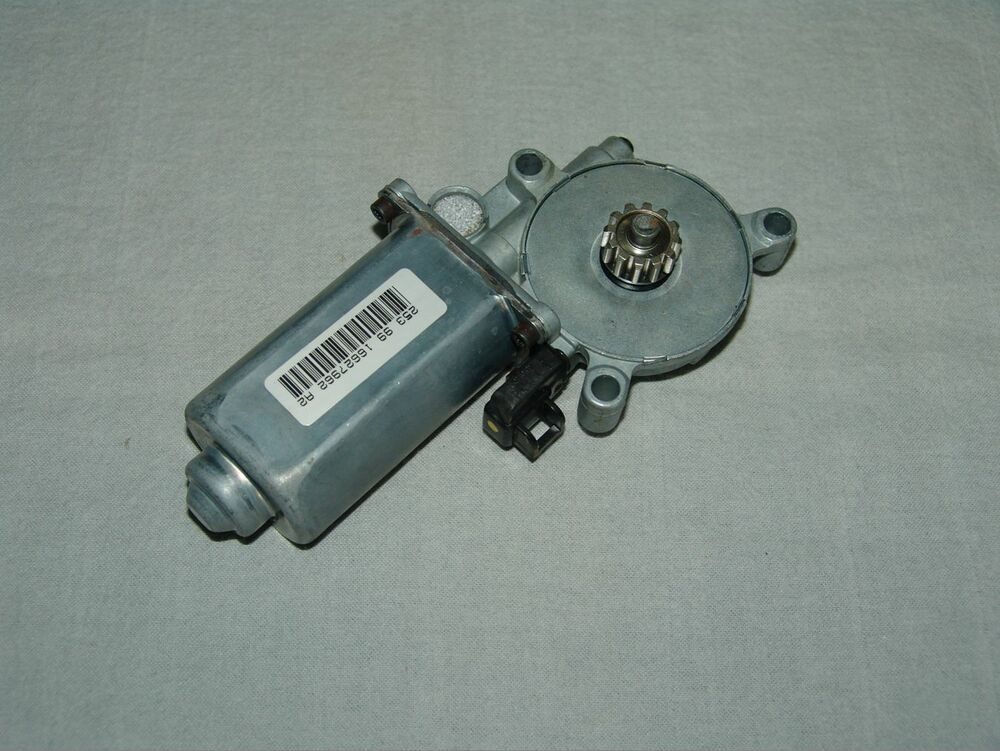 Oem Power Window Motor For Buick Cadillac Chevrolet And Oldsmobile 88 97 Ebay