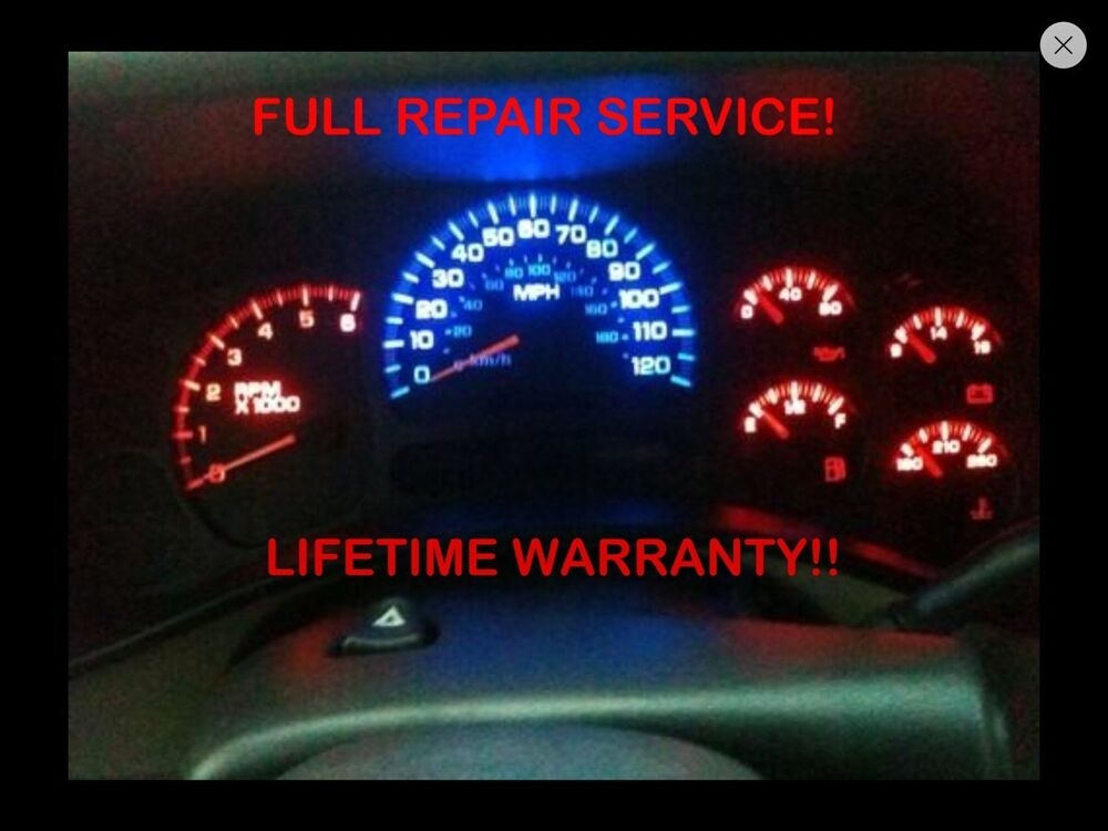 how to replace instrument cluster chevy silverado 2005 autos post. Black Bedroom Furniture Sets. Home Design Ideas