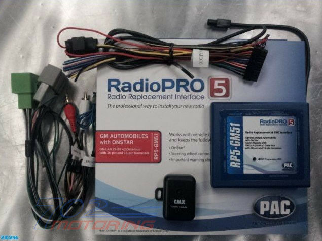 pac rp5 gm51 radio wiring interface swc chevy gmc. Black Bedroom Furniture Sets. Home Design Ideas