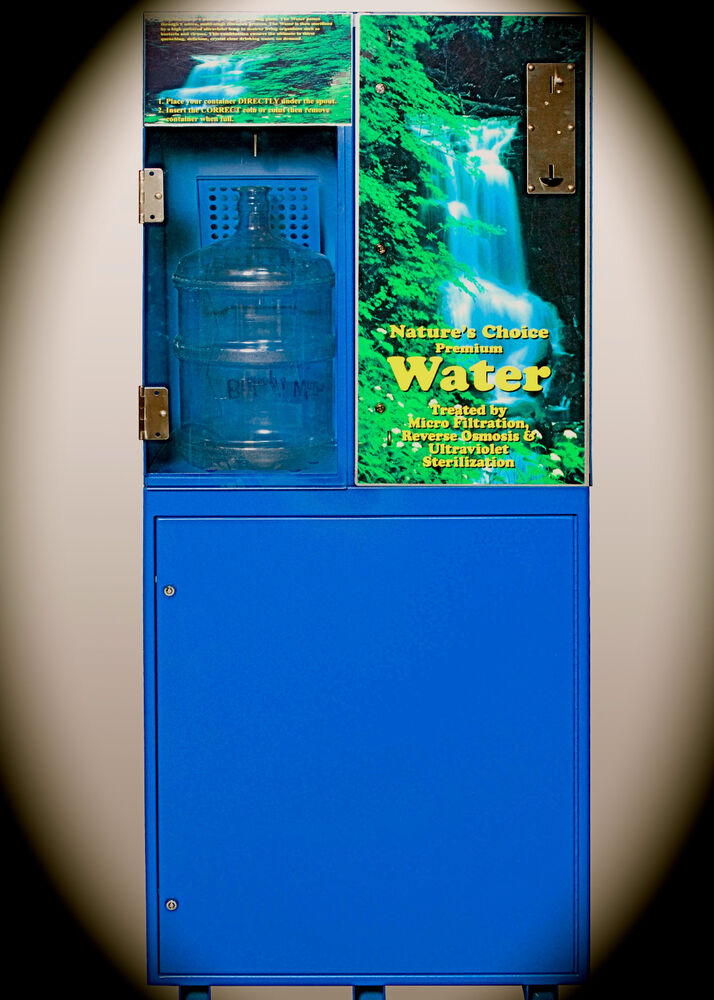 water machine refill