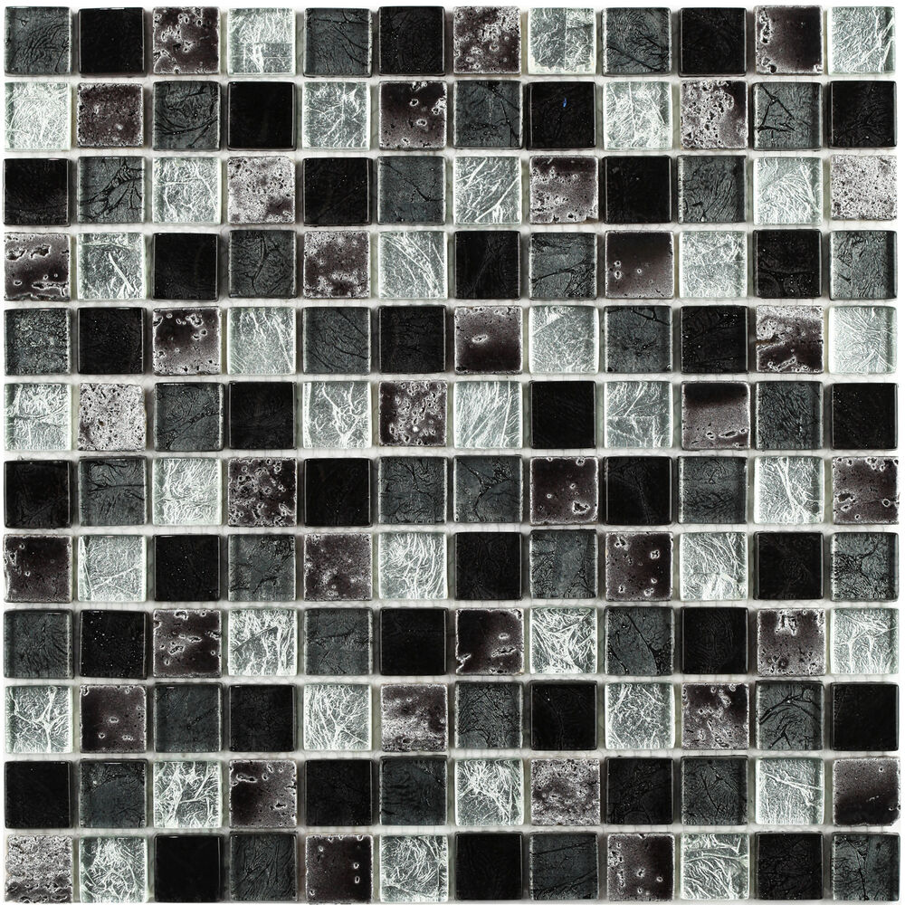 mosaic kitchen tiles uk classical flagstones ethan black mosaic tiles walls 7860