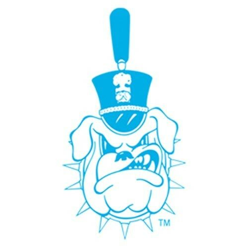 The Citadel Bulldogs Large Decals Ebay