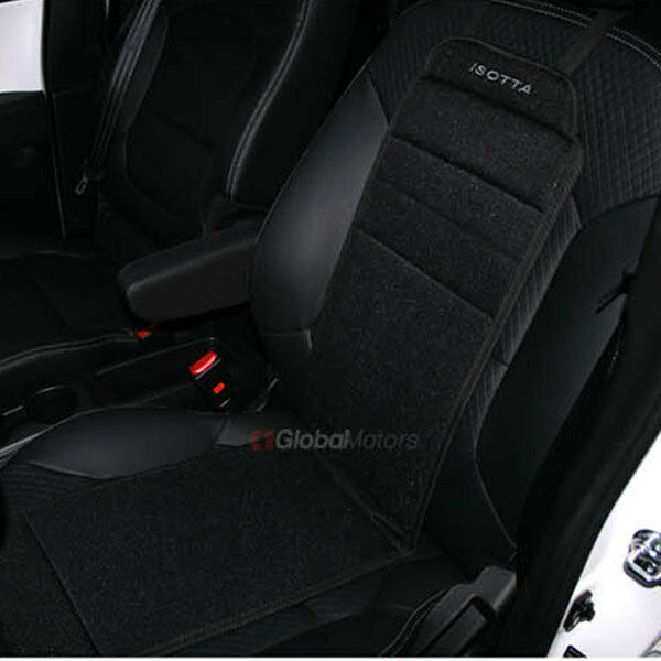 isotta 12v cooling fan cool car summer seat cushion air breathing cover mesh ebay. Black Bedroom Furniture Sets. Home Design Ideas