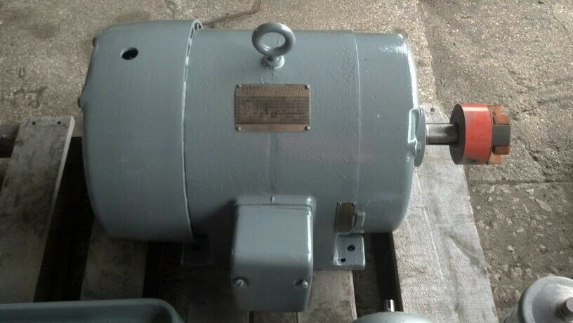 General electric induction motor 7 5 hp 3 phase for 7 5 hp 3 phase motor