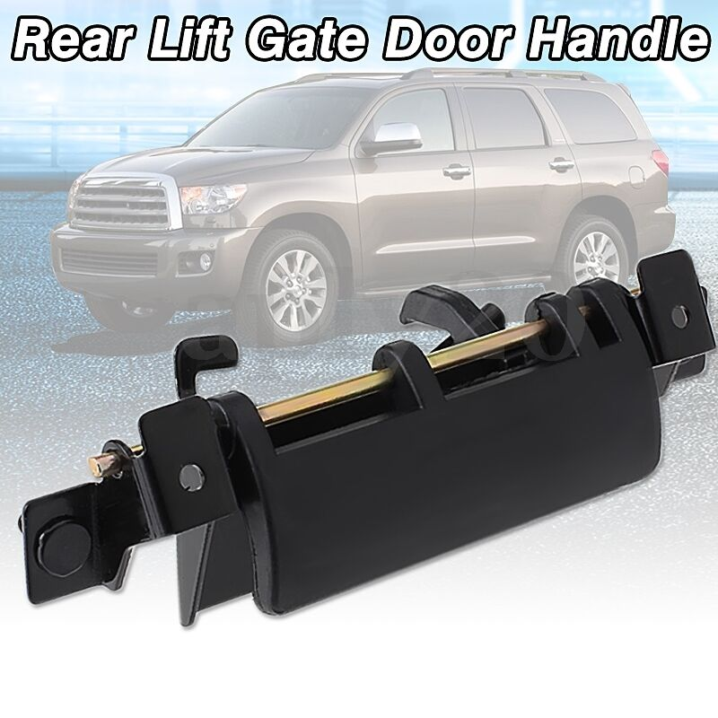Toyota Sienna 1998 03 Sequoia 01 07 Tailgate Lift Outside