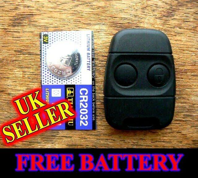 LAND ROVER FREELANDER DEFENDER REMOTE ALARM KEY FOB CASE