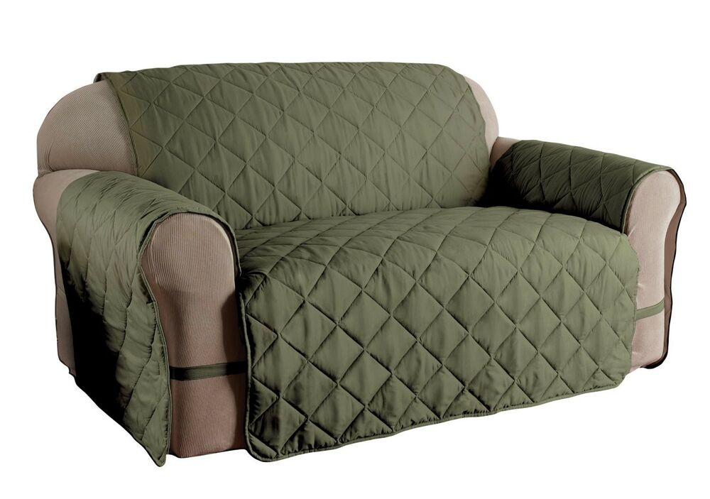 SOFA - ULTIMATE FURNITURE PROTECTOR PET SLIPCOVER ...