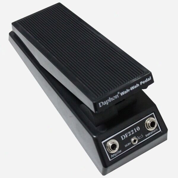 wah wah pedal daphon music df2210 electric guitar pedal switch pedal ebay. Black Bedroom Furniture Sets. Home Design Ideas